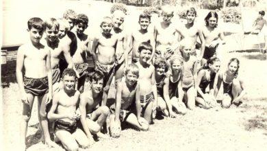 Photo of היינו ילדים וזה היה בשחור לבן