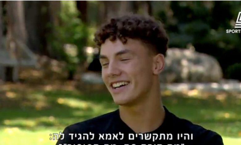 Photo of נועם יעקב, ילד הפלא של הכדורסל הישראלי