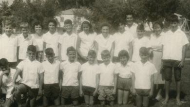 Photo of פתיחת שנת הלימודים 62'